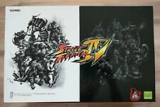 XBOX 360 STREET FIGHTER IV ARCADE FIGHTSTICK COLLECTOR'S TOURNAMENT EDITION, NEW
