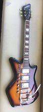 Eastwood  Airline '59 3P DLX Electric Guitar Sunburst