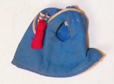 Remco Hi Heidi Pocketbook Doll Sailor Dress Blue Red Bow Vintage 1964 #1 As Is