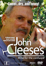 John Cleese's WINE FOR THE CONFUSED - FUNNY WITTY INFORMATIVE WINE GUIDE DVD