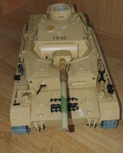 ✴️Heng Long: Radio Control Panzer  Tank 1/16 BB Shooter
