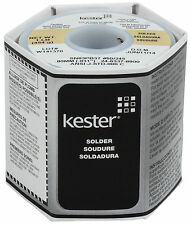 """Kester 245 No-Clean Core Solder 63/37 .031"""" 1 lb. Spool"""