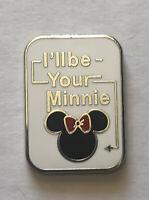 Disney I'll be your Mickey Minnie Minnie Pin (UH:101737)