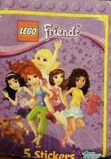 LEGO FRIENDS X5O LOOSE STICKERS