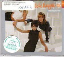 (BC18) Kick Angel, Misunderstood - 2000 DJ CD