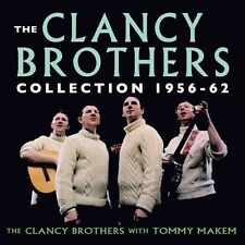 The  Clancy Brothers Collection: 1956-1962 by The Clancy Brothers (CD, 2013,...