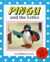 (Good)-Pingu & the Letter(Pb) (Paperback)-BBC-0563380276