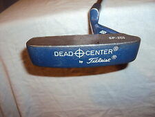 Titleist SP-203 Dead+Center Putter Right-Handed Pre-Owned
