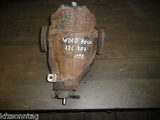 MB W210 // Differential 3.07