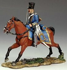 King & Country UK CRW020 Crimean Russian Hussar Engaging - Crimean War