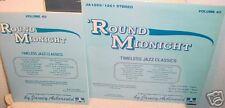 JAMEY AEBERSOLD: Round Midnight-VOLUME 40-Sealed-NEW!