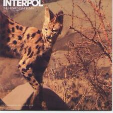 INTERPOL - rare CD Single - Europe - Promo