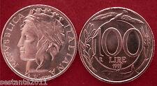 C41  ITALY  ITALIA REPUBBLICA ITALIANA  100 LIRE TURRITA 1993 KM 159  FDC UNC