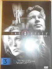 X-FILES IL TERZO DVD DELLA STAGIONE 1 USATO IN OTTIME CONDIZIONI PREZZO AFFARE!!
