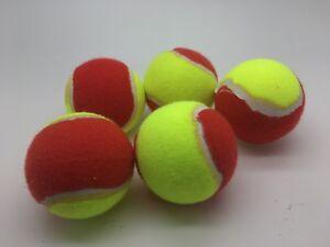 5 Mini Red 75 Downgrade Tennis Balls