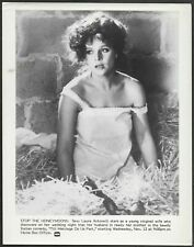 ~ Laura Antonelli Original 1980s TV Promo Photo Till Marriage Do Us Part