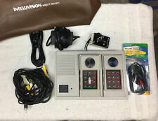New listing Intellivision Ii Console With Chords/Adaptors - As Is