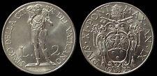 pci2216) Roma Città del Vaticano Pio IX Lire 2 1930 Ni