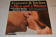 Ferrante & Teicher - A Man and A Woman & Other Motion Picture Themes    UAL 6572