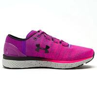 Under Armour Charged Bandit 3 Womens Running Trainer Shoe Pink - UK 7