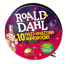 Roald Dahl Collection 10 Phizz-whizzing Audio books 29 CD Gift Set Tin Pack NEW