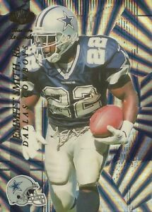 2000 Collectors Edge Emmitt Smith #/5000 Dallas Cowboys Florida HOF