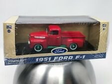 Greenlight - 1/43 Green Machine Chase - 1951 Ford F-1 Red