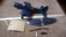 CURTISS SBC HELLDIVER (B) 1/48 SCALE SPARES OR REPAIR PART BUILT