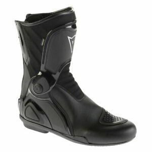 DAINESE R TRQ-TOUR GORE-TEX BOOTS MOTORCYCLE BLACK
