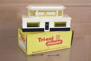 TRIANG T27 TT GAUGE SIGNAL BOX DUNDEE BOXED
