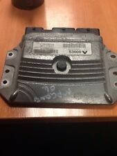 2003 RENAULT SCENIC 1.6 VVT ENGINE CONTROL UNIT ECU 8200298457 S3000