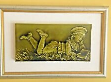 Arts And Crafts Art Pottery Trent Tile Plaque