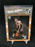 CARIS LEVERT 2016-17 Panini Donruss Rated Rookie #167 RC Brooklyn Nets L30