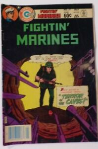 Fightin' Marines #174 May 1984 Charlton Comics Newsstand