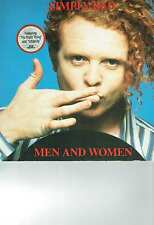 SIMPLY RED LP ALBUM MEN AND WOMEN