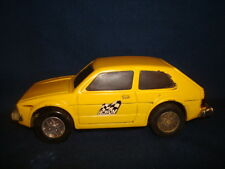 Vintage Tonka Yellow V W Friction Car Made In Japan
