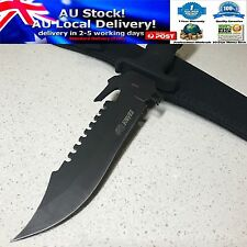 Hunting Knife Survival Knife Military Tactical Sharp Pig Sticker Combat Camping