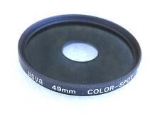 49mm HOYA Color Spot Filter - GRAY - NEW