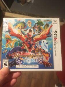 Monster Hunter Stories (Nintendo 3DS, 2017)