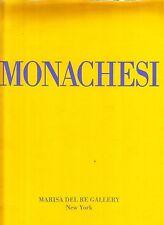 Monachesi Works From the 1950's Marisa Del Re Gallery 1993 NY Art Catalog