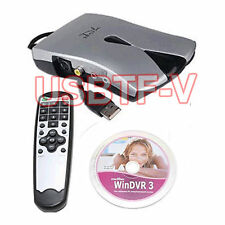 USB-Based Cable TV Tuner + USB Digital Video Recorder For Windows XP Vista