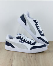 Puma Scarpe Sportive Sneakers lifestyle CARACAL 2020 21 Bianco 20 pelle
