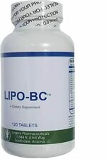 LIPO BC︱Legere Pharmaceuticals︱Fat Burner︱PHARMACEUTICAL WEIGHT LOSS︱ 90 tablets