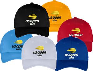 2021 US OPEN TENNIS Golf Hat Cap - Adjustable - 2021 Tennis Championships Event