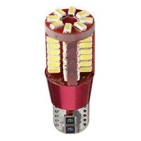 2x bulb T10 56 SMD 3014 LED Canbus No Error Car Position internal DC12 / 24 D7V5
