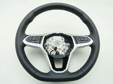 Orig. Multi Function Steering Wheel VW Passat 3G B8 Heated Acc Tiptronic Black