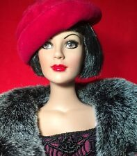 "OOAK NEW Tonner ""Chicago!"" ""Courtroom Velma"" Velma Kelly dressed doll"