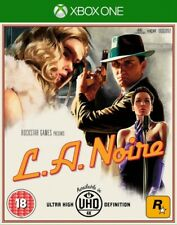L.A. Noire Xbox One * NEW SEALED PAL *