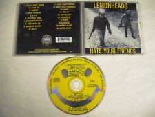LEMONHEADS  Hate Your Friends  CD First Edit USA