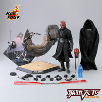 Hot Toys HT DX17 Star Wars Darth Maul with Sith Speeder VIP 1/6 Figure INSTOCK
